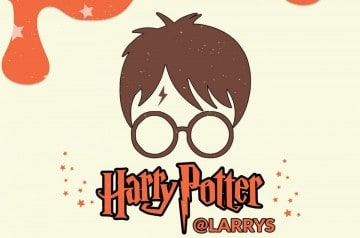Larrys Ice Cream Shop - Harry Potter Halloween