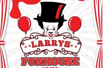 Larrys Ice Cream Shop - Larrys Halloween FunHouse