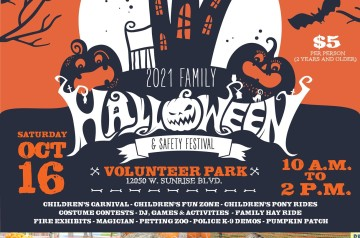 Plantation - Halloween and Safety Festival