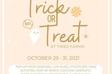 Tinez Farms - Trick or Treat