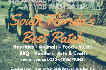 You Farm - Pumpkin Patch and Fall Festival