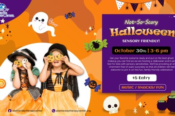 Better Day Therapy Center - Halloween 2021