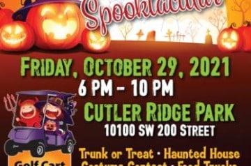 Cutler Ridge Bay - Halloween Spooktacular