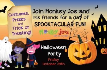 Monkey Joes - Coral Springs - Halloween 2021
