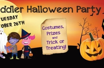 Monkey Joes - Coral Springs - Toddler Halloween Party
