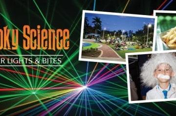 South Florida Science and Aquarium - Laser Lights and Bites