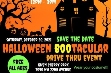 South Promo - Halloween Bootacular Event