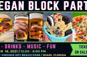 Vegan Ventures - Vegan Block Party