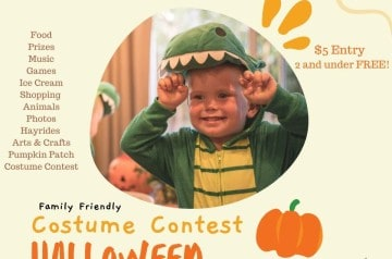 You Farm - Halloween Bash and Costume Contest